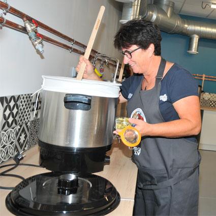 Ateliers de brassage